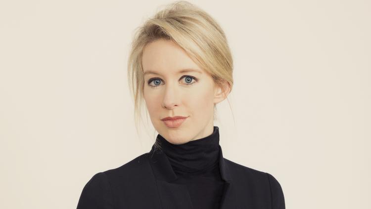 Elizabeth Holmes for President